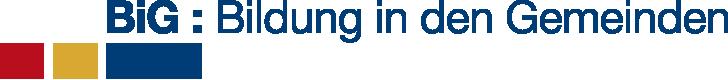 Logo von BiG Bildung in den Gemeinden - Liechtenstein